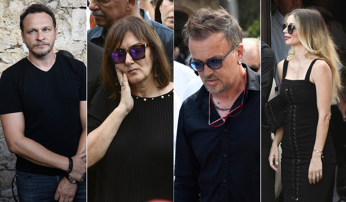 Enis Bešlagić, Dubravka Šuica, Gibonni, Fani Stipković