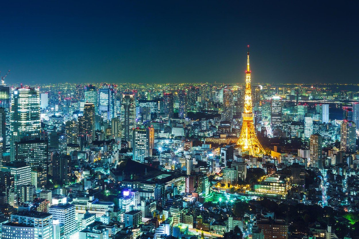 Tokio noću