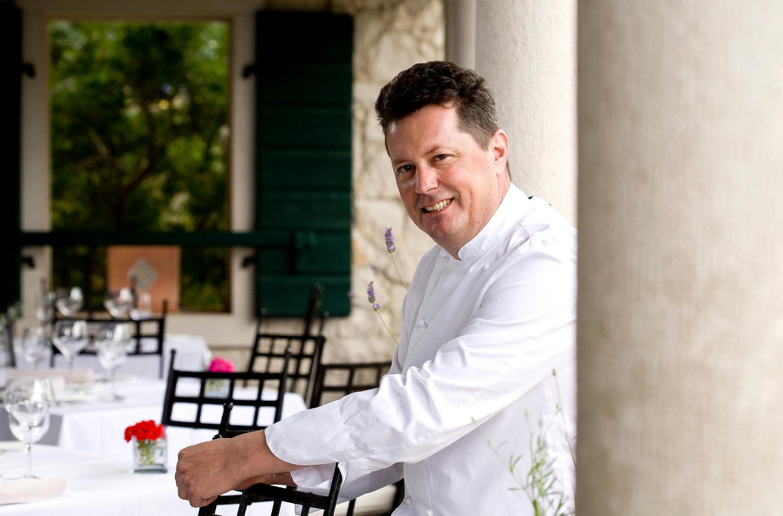 Pag, 040612. Gastro reportaza s otoka Paga. Restoran Boskinac. Vlasnik hotela i resorana Boris Suljic. Foto: Zeljko Grgic / CROPIX