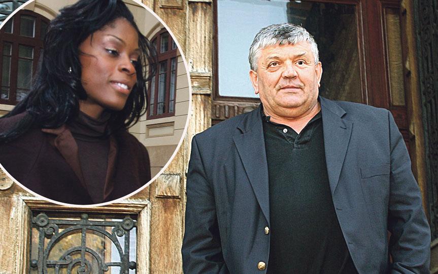 Ilisha Jarrett (lijevo) i Joso Mraović (desno)