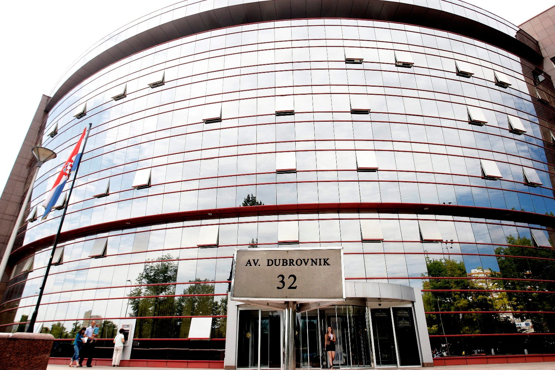 Zgrada Porezne uprave u Zagrebu
