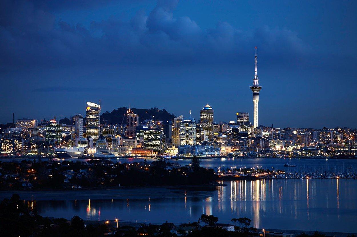 Auckland , Novi Zeland