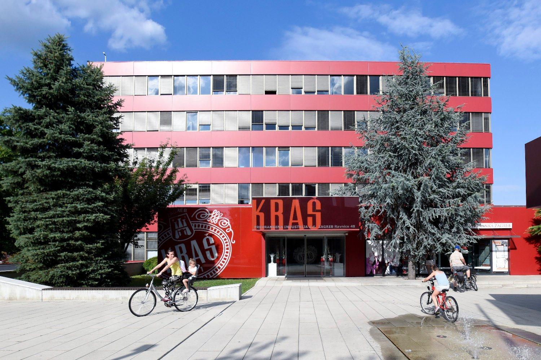 Zgrada Kraša u Zagrebu