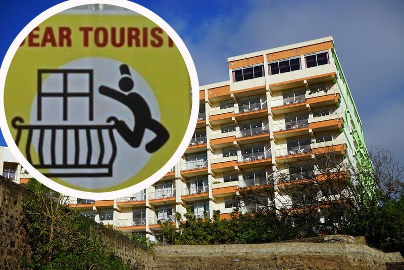 balconing hotel