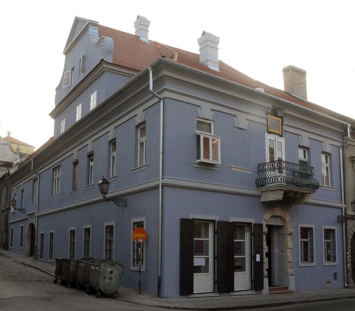Rodna kuća bana Josipa Jelačića u Petrovaradinu