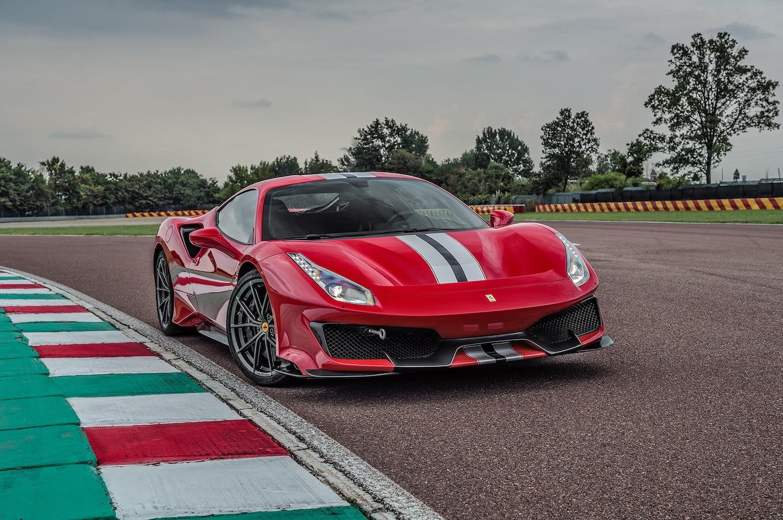 2019-Ferrari-488-Pista-front-three-quarter-02