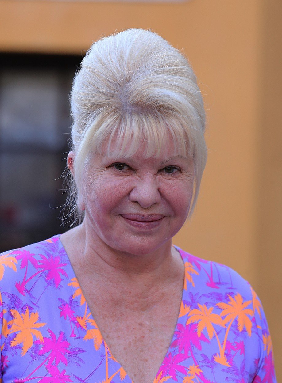 Ivana Trump on holiday in St Tropez, France on august 18th 2018, Image: 383076241, License: Rights-managed, Restrictions: , Model Release: no, Credit line: Profimedia, KCS Presse