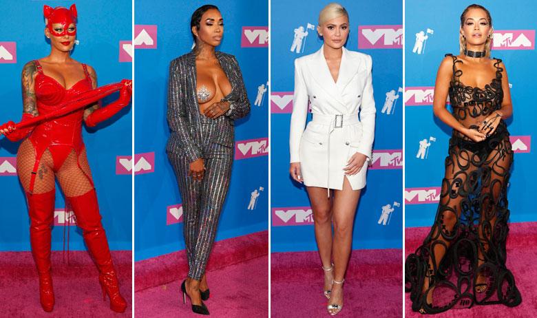 Amber Rose, Sky, Kylie Jenner, Rita Ora