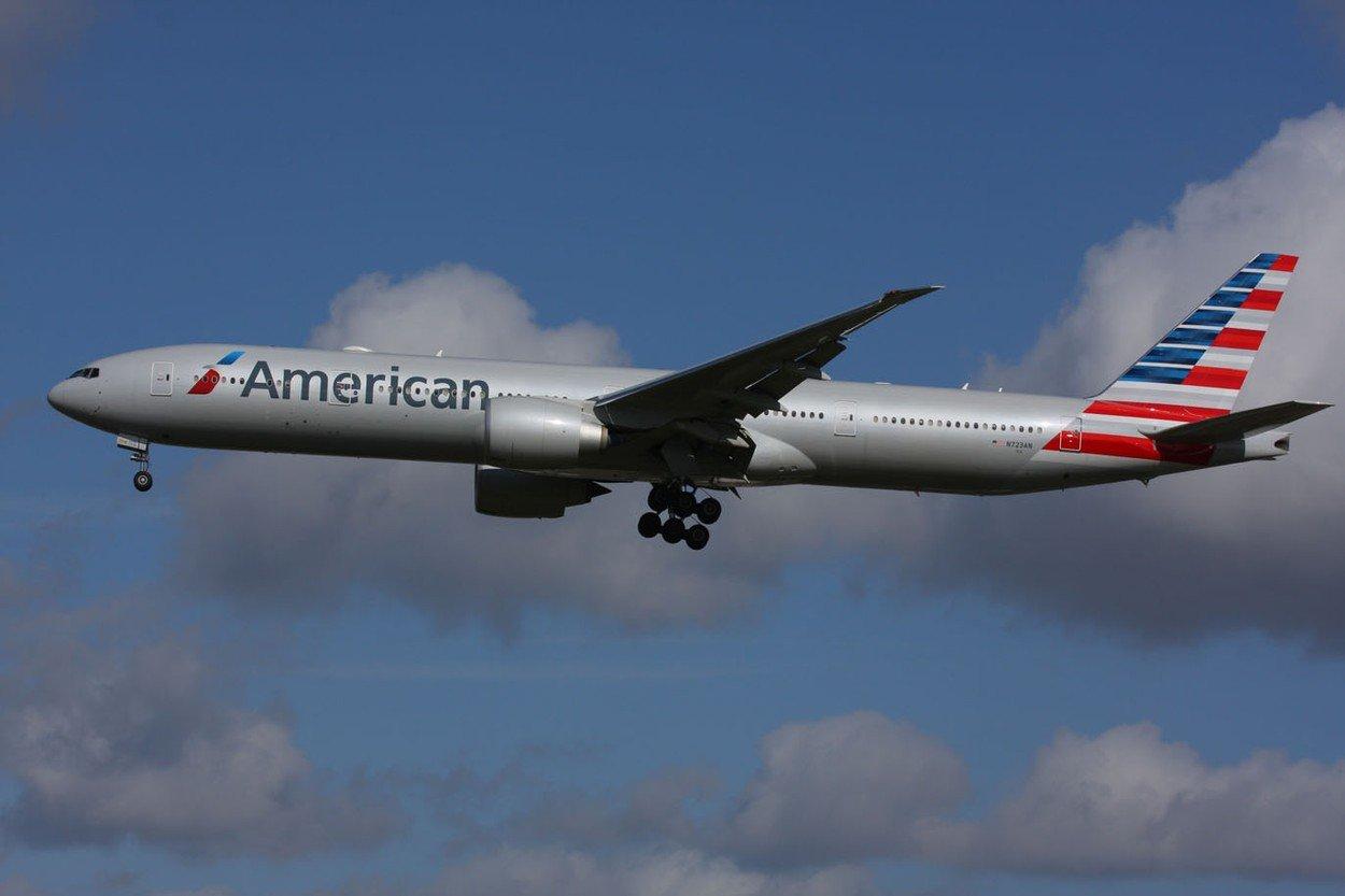 Zrakoplov American Airlinesa