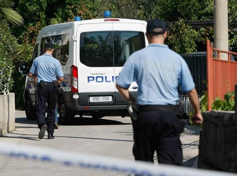 Policija u Splitu