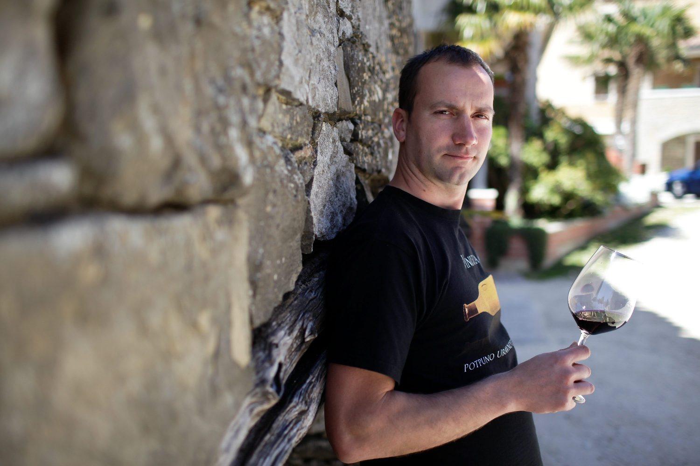 Nikola Benvenuti, predsjednik Vinastre