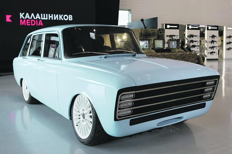 Novi model ugleda se na sovjetski Moskvič
