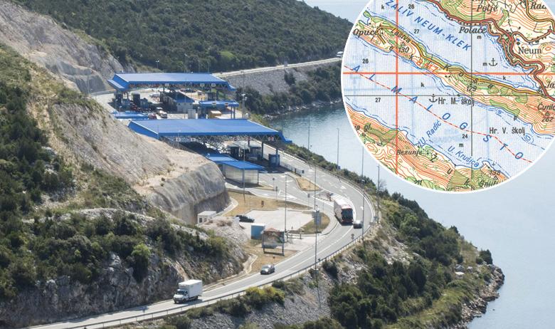 Granični prelaz Klek-Neum