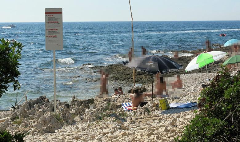 Plaža Punta Križa