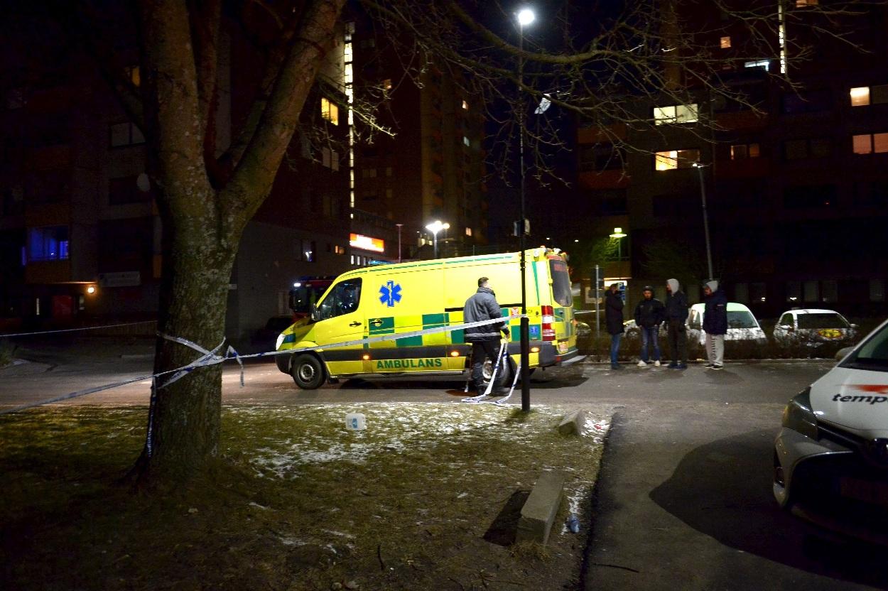 Ilustracija: Policija, Stockholm