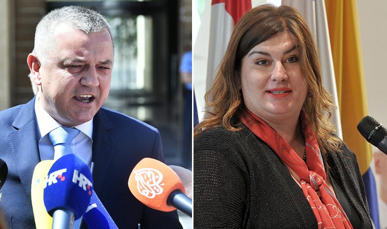 Darko Horvat i Gabrijela Žalac