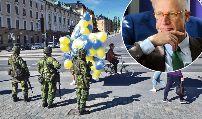 U krugu: Lars Schmidt, veleposlanik Švedske u Hrvatskoj