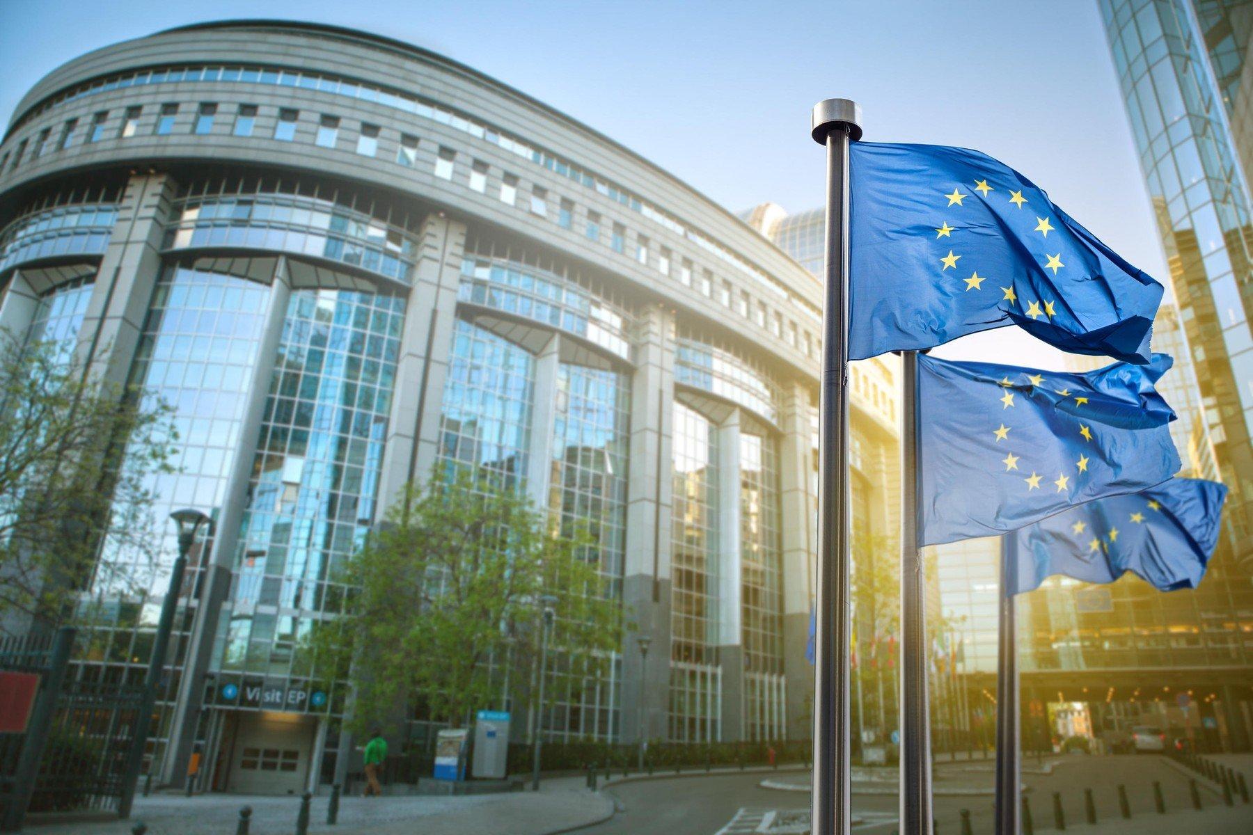 Zgrada Europskog parlamenta u Bruxellesu