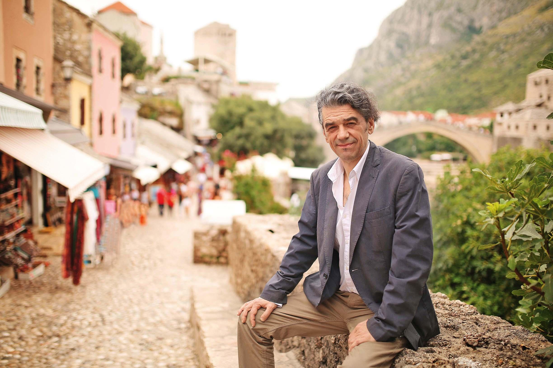 Ljeti izbjegavam raditi, to je vrijeme za mene i moje u Mostaru - roditelje, sestru i njezinu obitelj, tetu, prijatelje...
