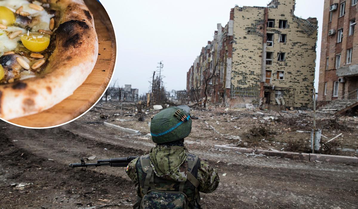 pizza ukrajina rat