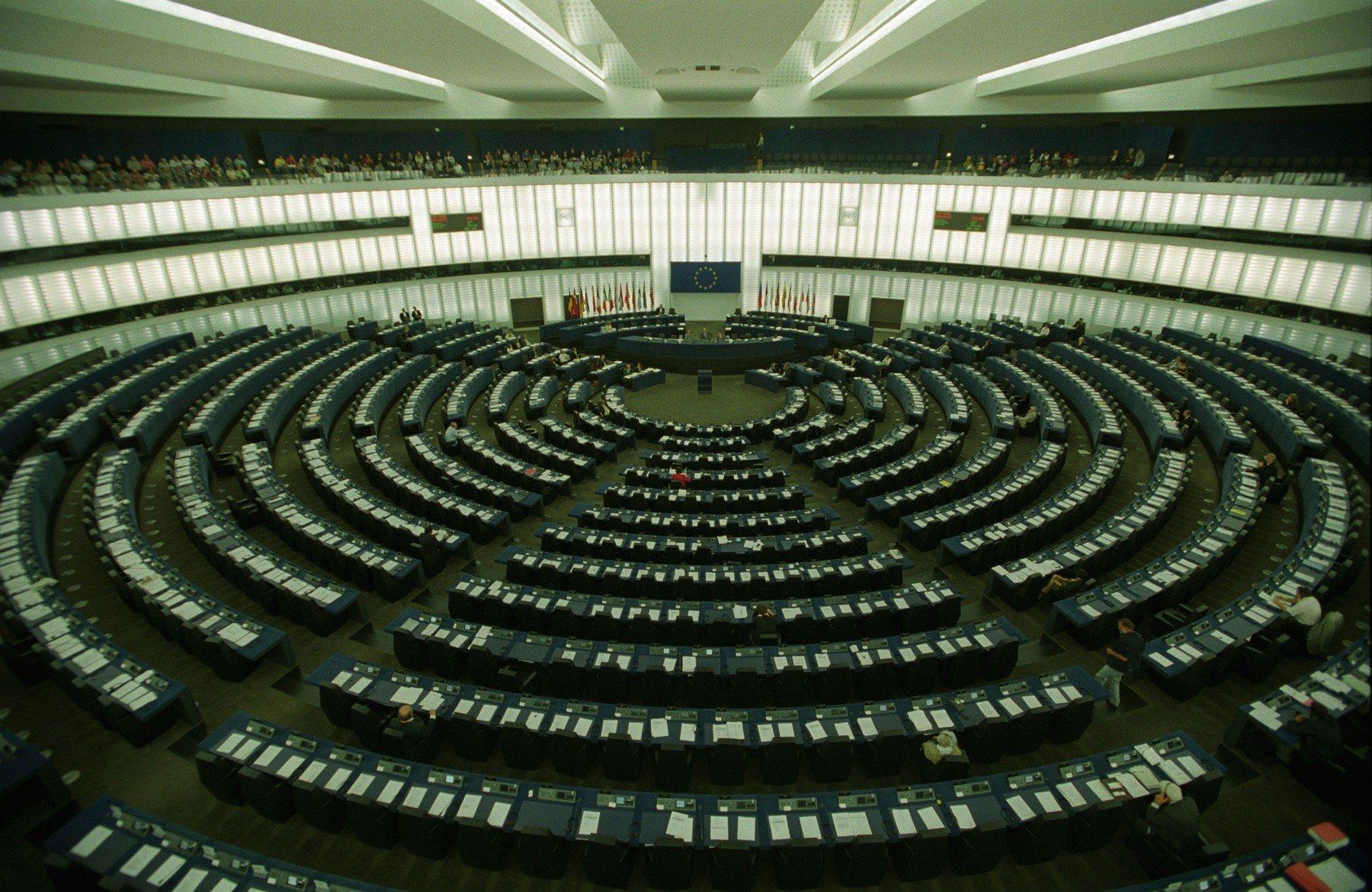 Europski parlament u Strasbourgu