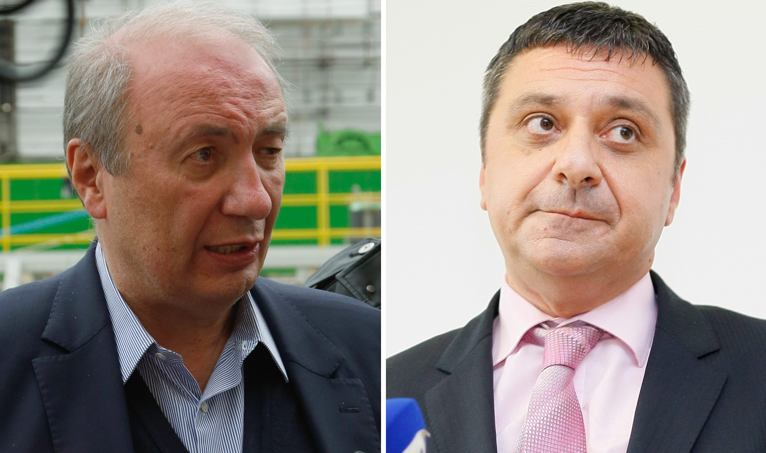 Danko Končar i Gianni Rossanda