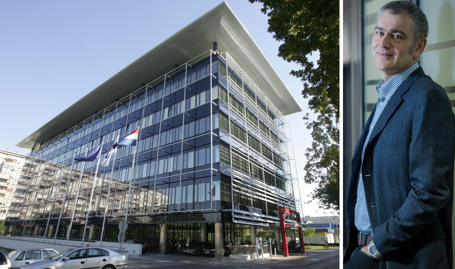Zgrada Atlantic Grupe i Emil Tedeschi