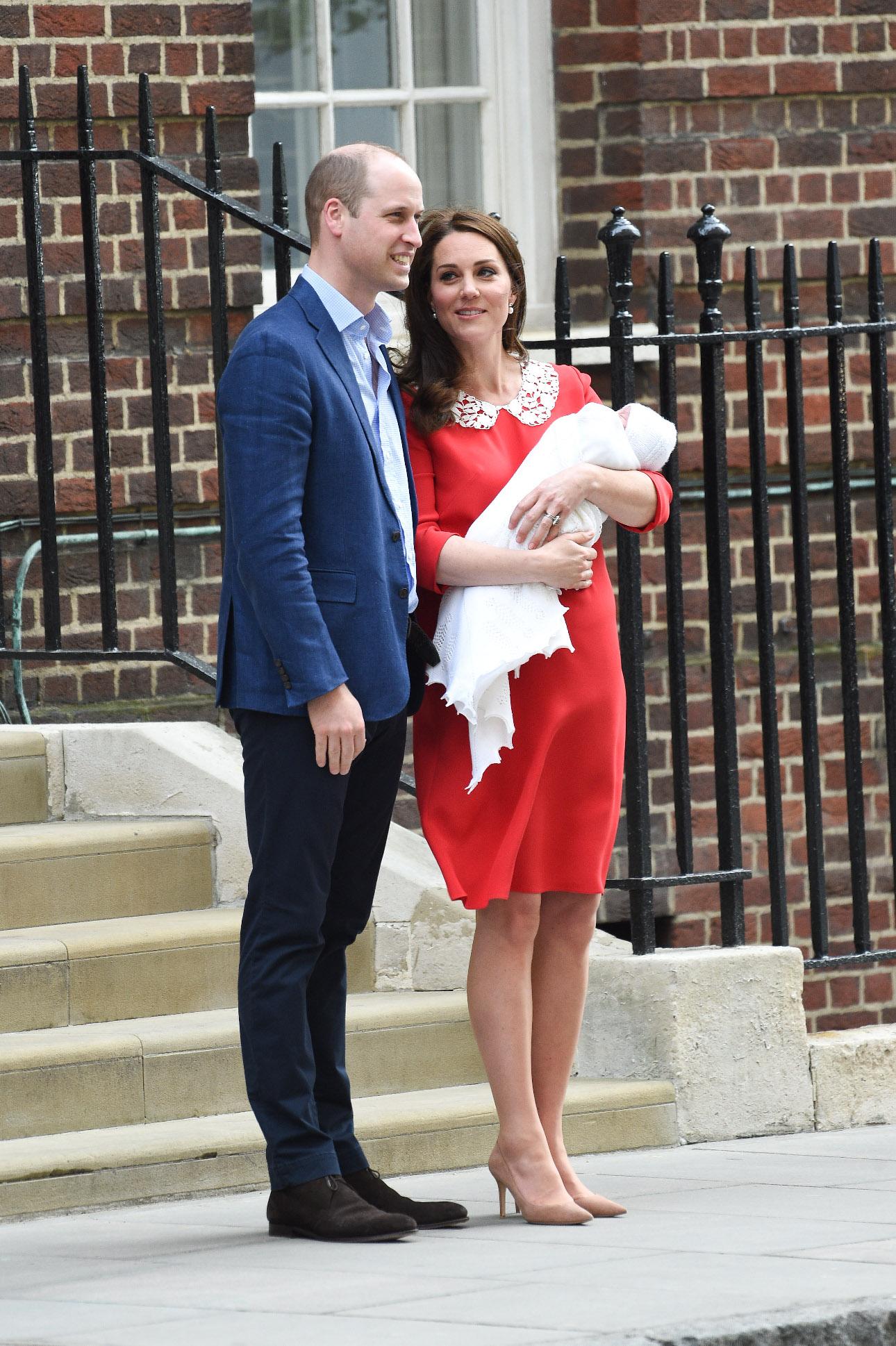 Princ William i Kate