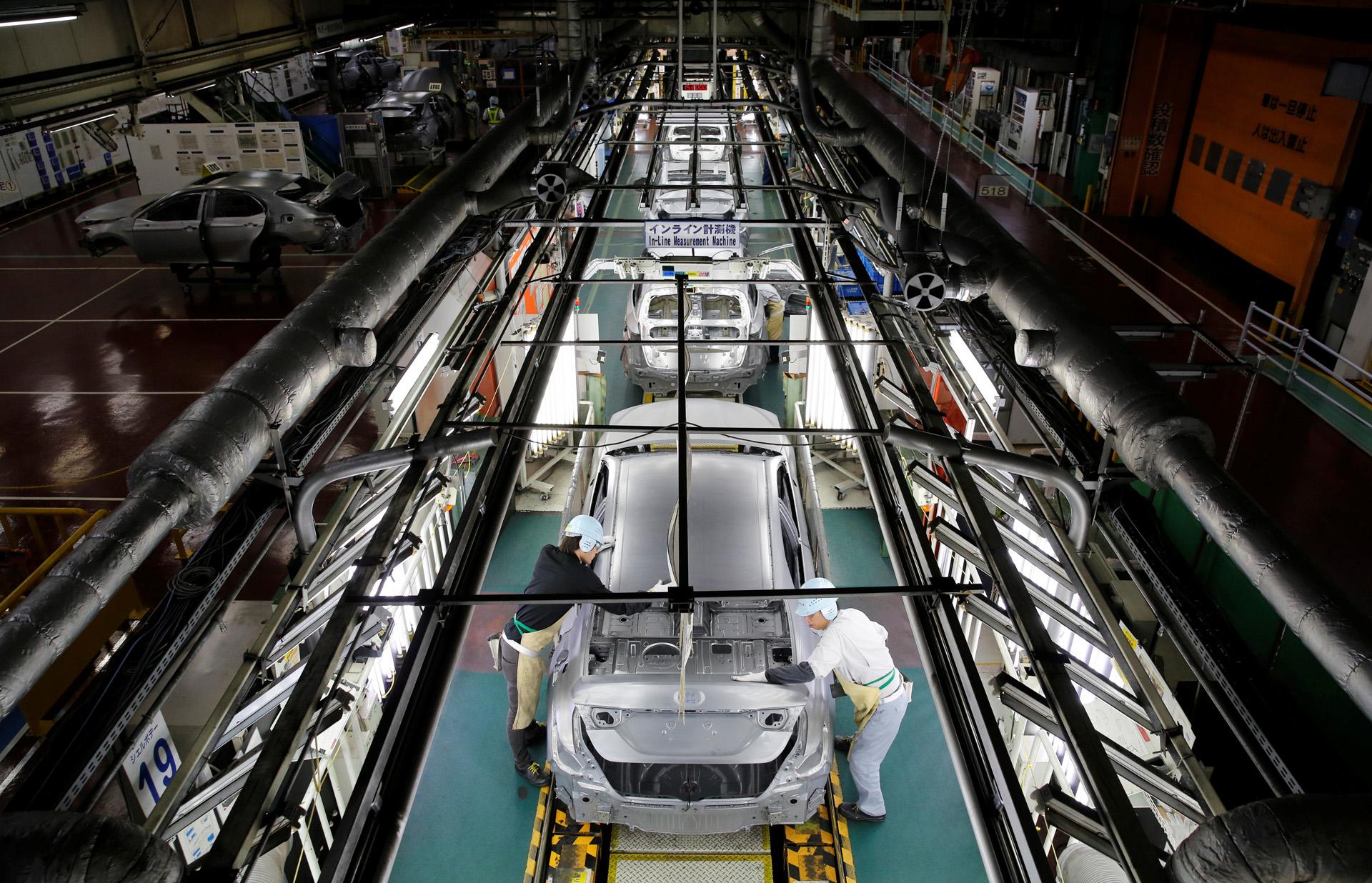 Tvornica Toyote u Japanu