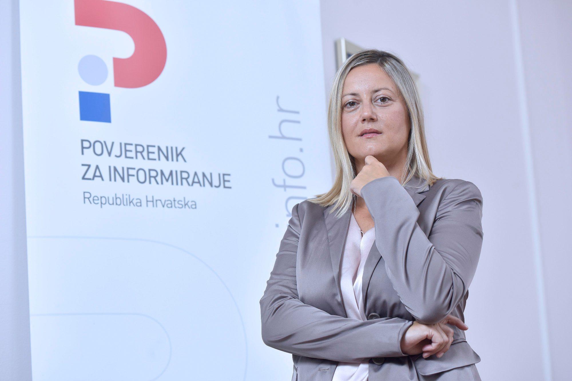 Povjerenica za informiranje Anamarija Musa