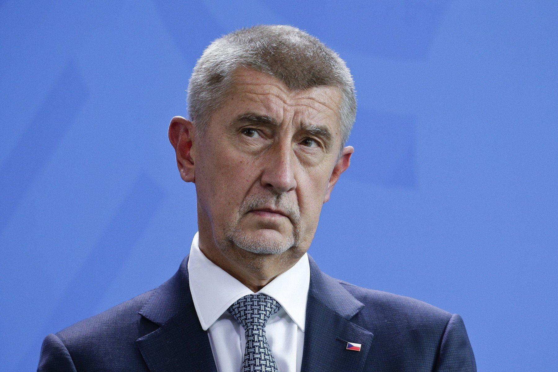 Češki premijer Andrej Babiš
