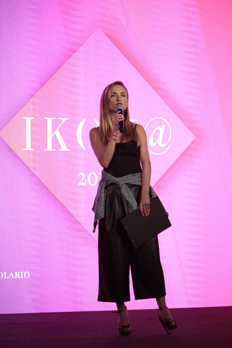 Iva Sulentic, dodjela nagrada Ikona influencerica godine, 14092018, Mimara, foto: Ana Mihalic