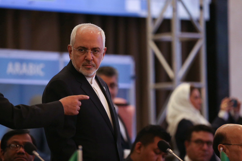 Iranski ministar vanjskih poslova Javad Zarif