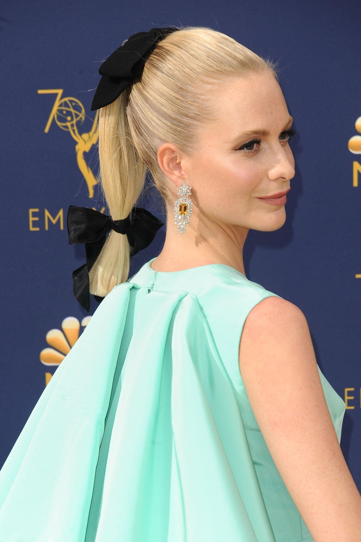, Los Angeles, CA -20180917 - The 70th Primetime Emmy Awards Red Carpet, at Microsoft Theater  -PICTURED:  Poppy Delevingne -, Image: 387151408, License: Rights-managed, Restrictions: , Model Release: no, Credit line: Profimedia, INSTAR Images
