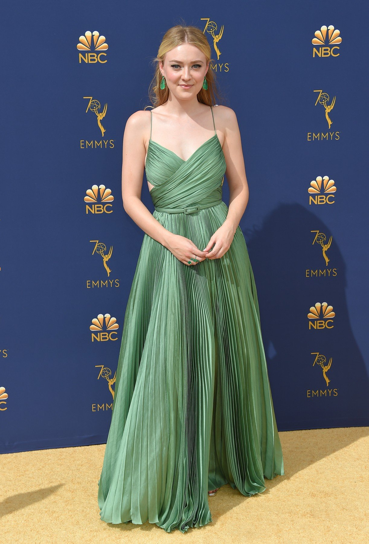 70th Primetime Emmy Awards held at Microsoft Theatre L.A. 17 Sep 2018, Image: 387173879, License: Rights-managed, Restrictions: World Rights, Model Release: no, Credit line: Profimedia, Mega Agency