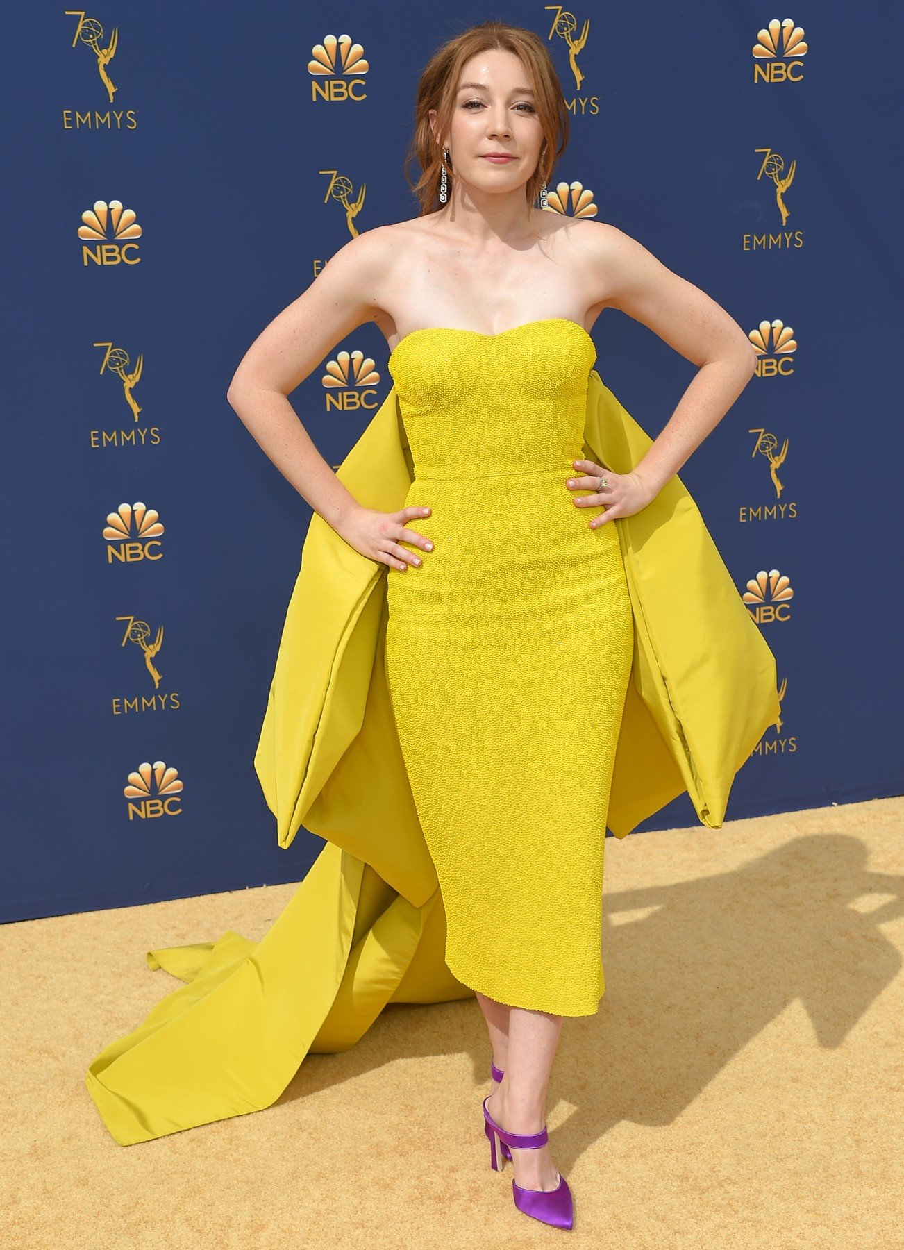 70th Primetime Emmy Awards held at Microsoft Theatre L.A. 17 Sep 2018, Image: 387174532, License: Rights-managed, Restrictions: World Rights, Model Release: no, Credit line: Profimedia, Mega Agency