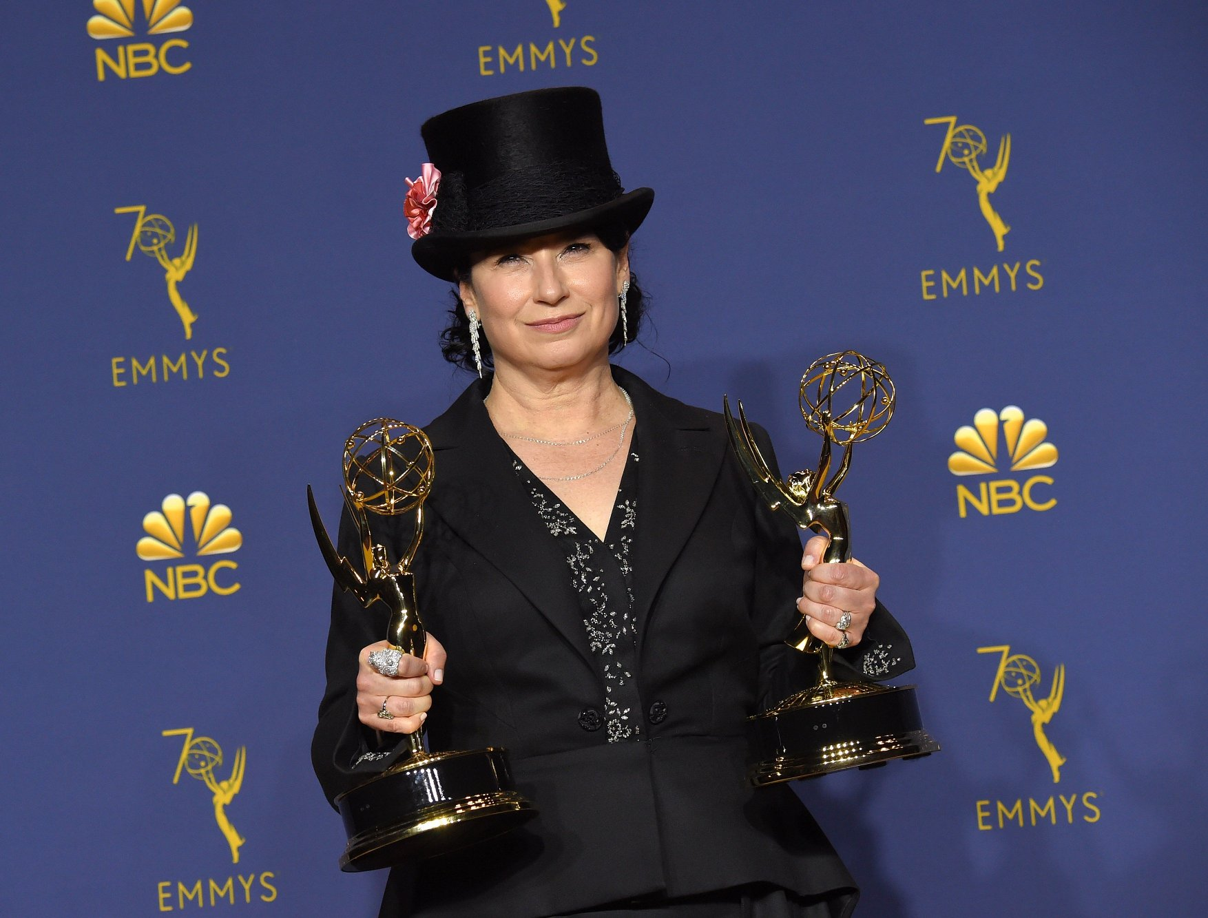 70th Primetime Emmy Awards held at Microsoft Theatre L.A. Live on September 17, 2018 in Los Angeles, CA © OConnor-Arroyo / AFF-USA.com. 17 Sep 2018, Image: 387179384, License: Rights-managed, Restrictions: World Rights, Model Release: no, Credit line: Profimedia, Mega Agency