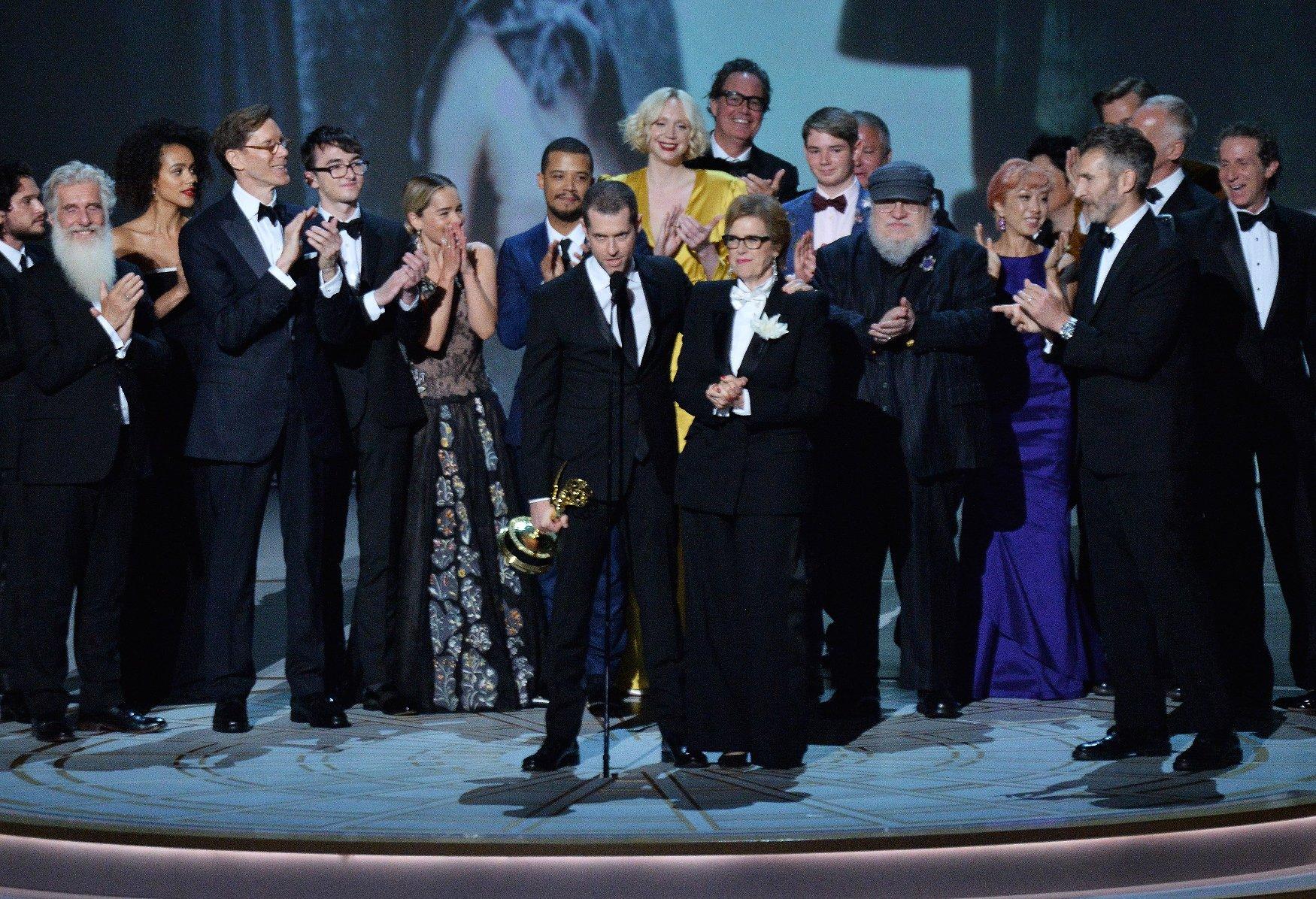 70. dodjela Emmyja na kojoj je serija Game of Thrones osvojila nagradu za najbolju dramsku seriju