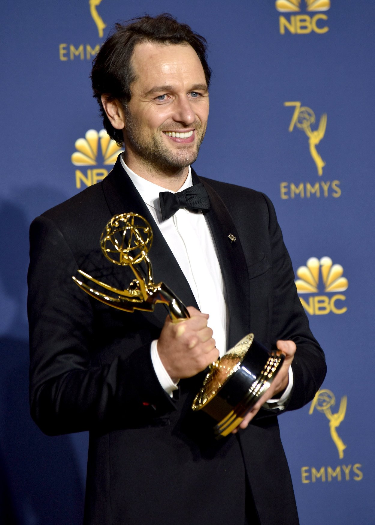 Matthew Rhys, winner of the award for Outstanding Lead Actor in a Drama Series for