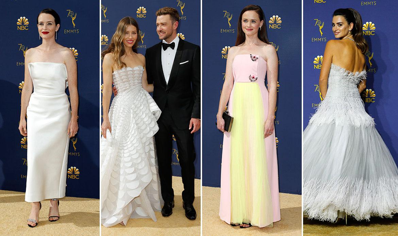 Claire Foy, Jessica Biel i Justin Timberlake, Alexis Bledel, Penélope Cruz