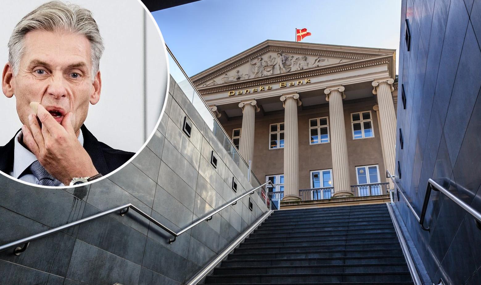 Danske Bank i bivši direktor banke Thomas Borgen