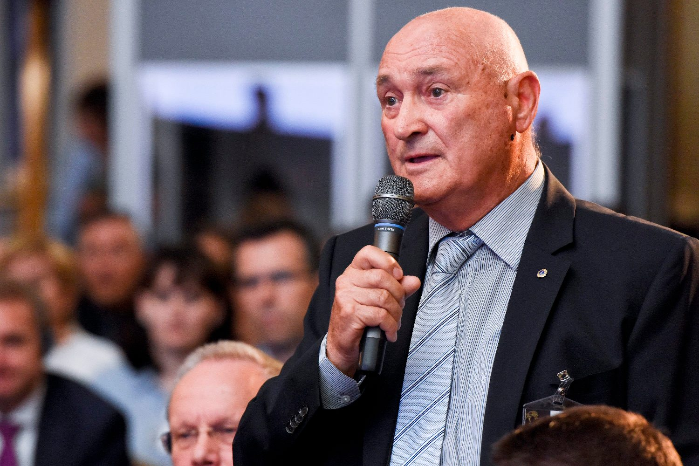 Branko Roglić, vlasnik Orbica