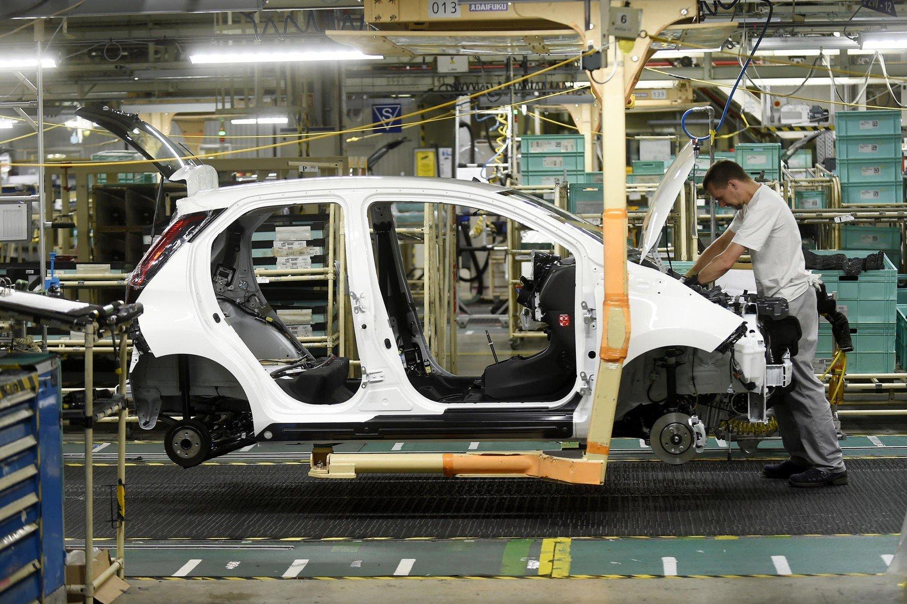 Ilustracija, Tvornica Peugeota