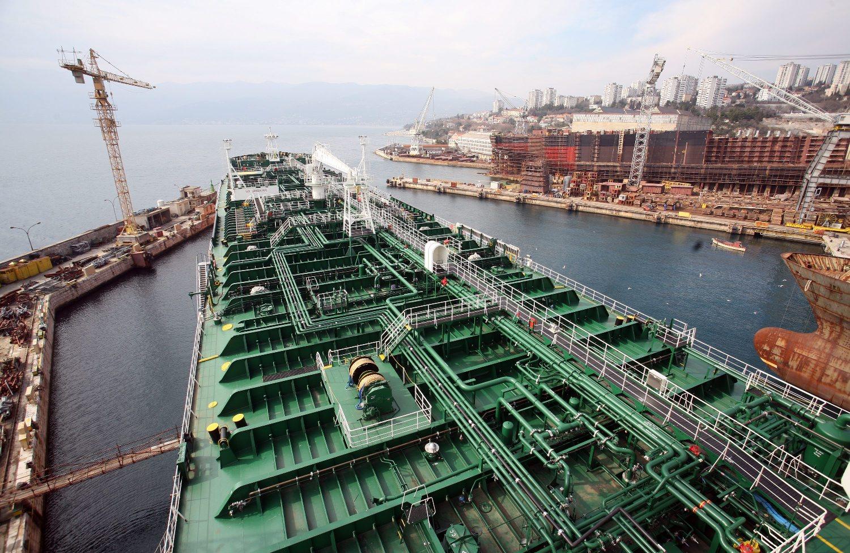 Tanker Pomer za Uljanik Plovidbu
