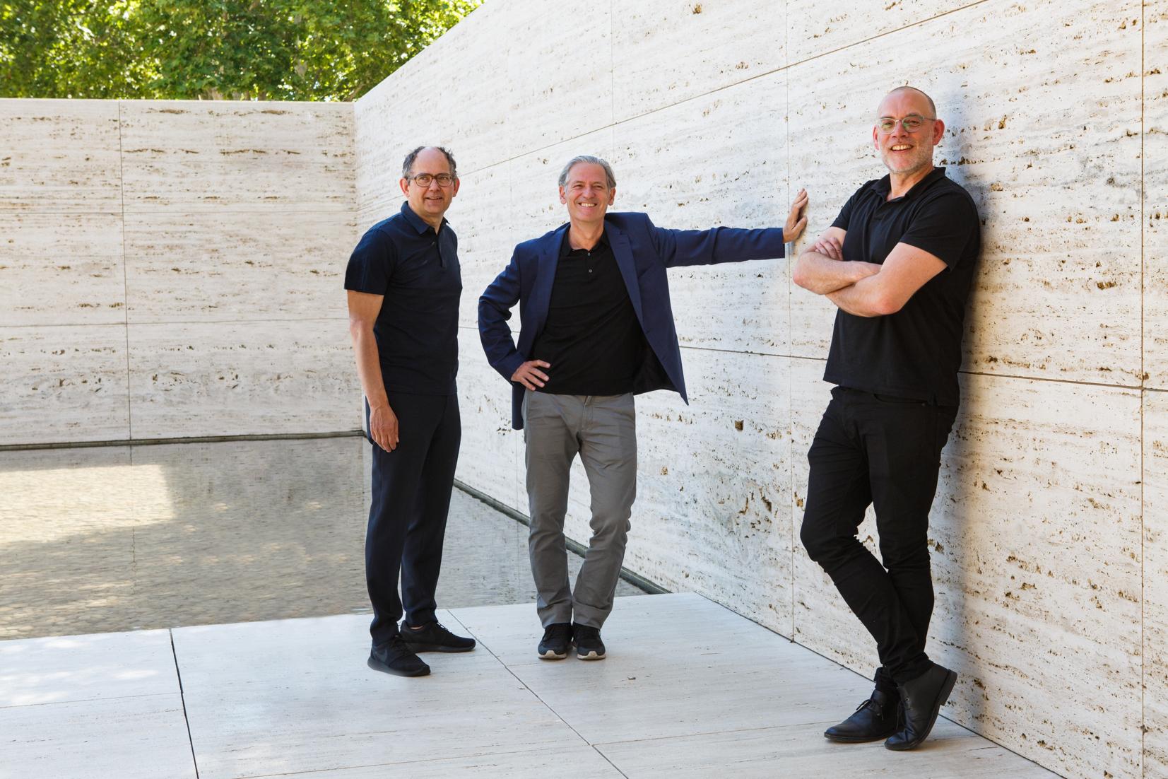 NL Architects - Pieter Bannenberg, Walter van Dijk, Kamiel Klaasse