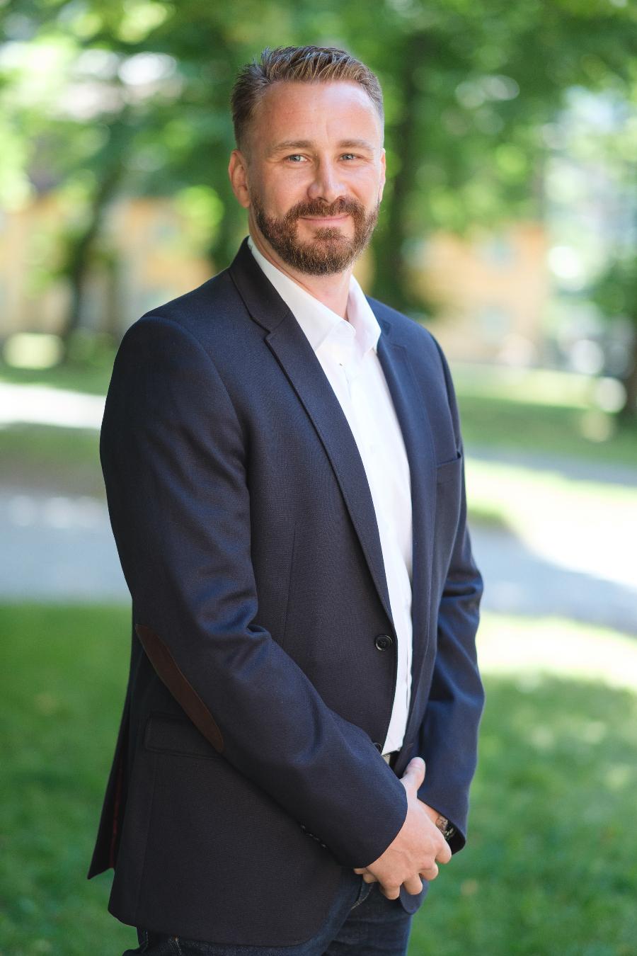 Robert Ilijaš, direktor zagrebačkog ureda Instantora