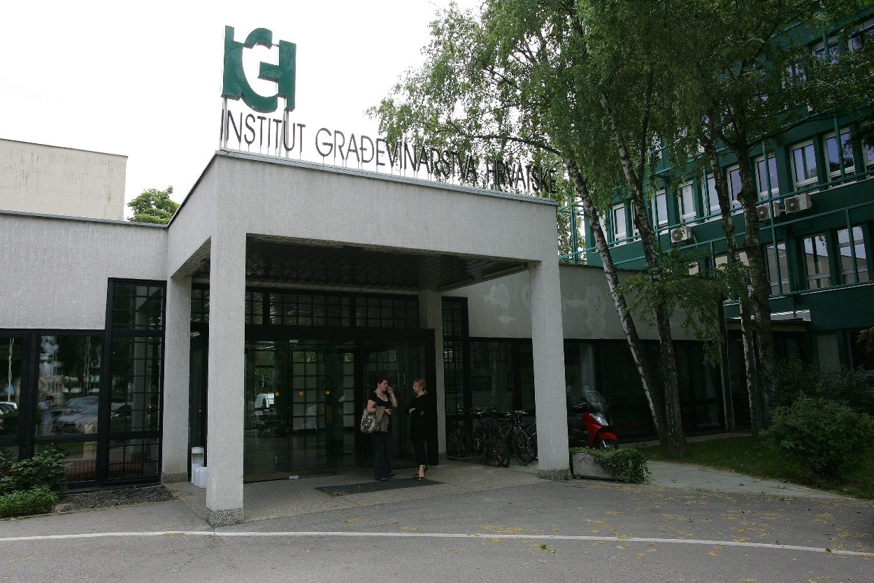 IGH, zgrada