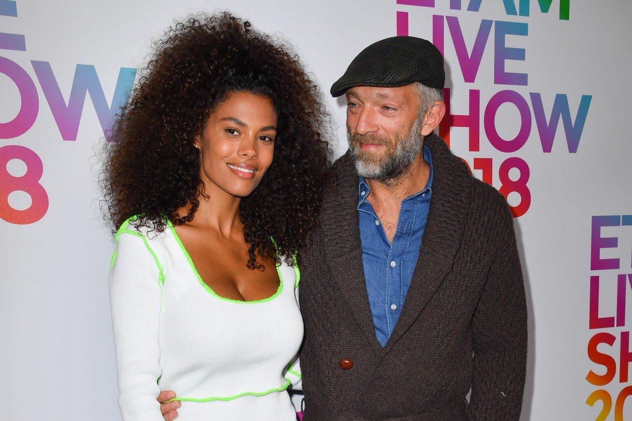 Tina Kunakey i Vincent Cassel