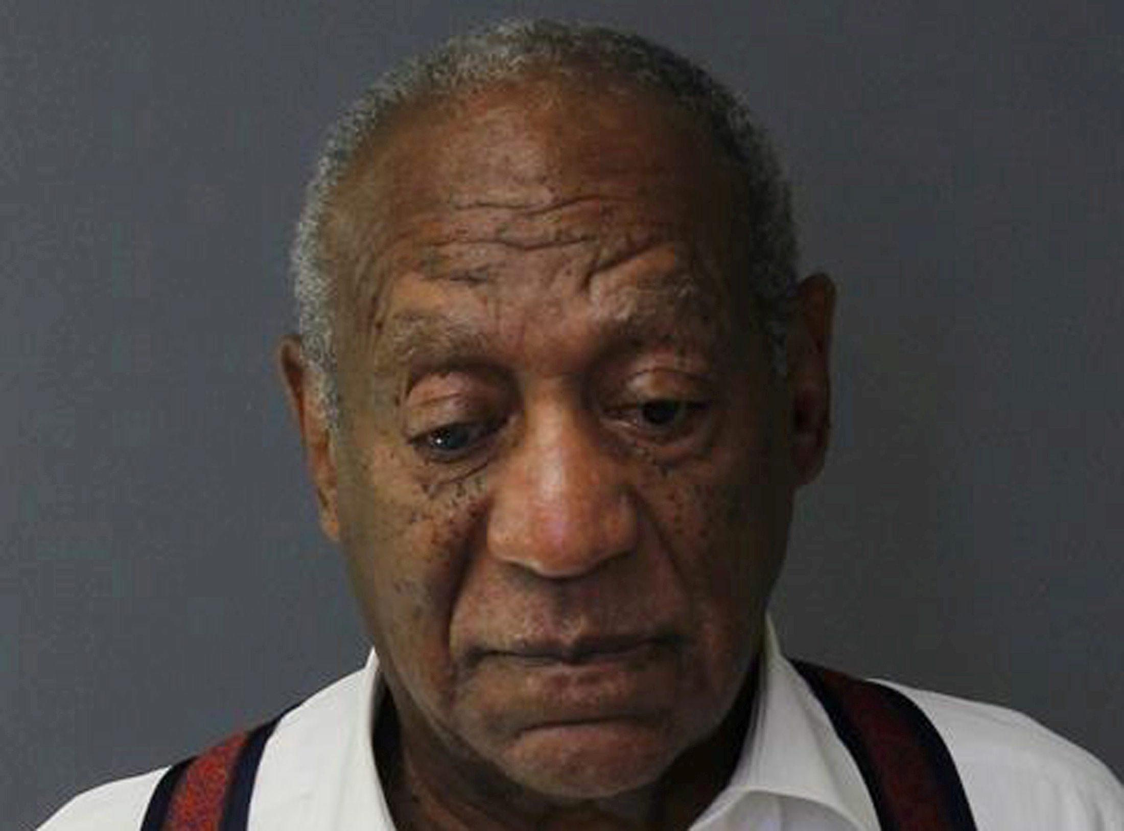 Zatvorska fotografija Billa Cosbyja