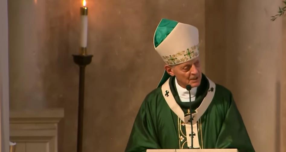 Nadbiskup Washingtona, kardinal Donald Wuelr